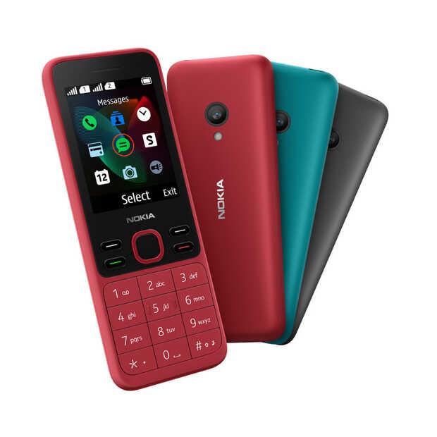 Nokia lanza dos móviles básicos cuya principal función es ser un teléfono