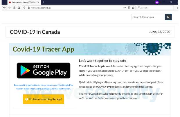 Detectan ransomware que simula ser una app de rastreo afectados COVID‑19