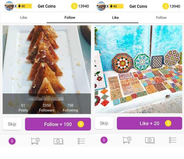 Gana gratis más seguidores y likes en Instagram para hacer crecer tu audiencia