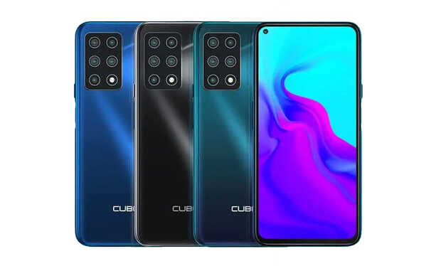 Cubot X30 con 48MP y cinco cámaras inteligentes