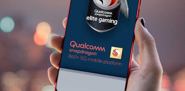 Snapdragon 865+ 5G más potente pensado para fotos, juegos y más...