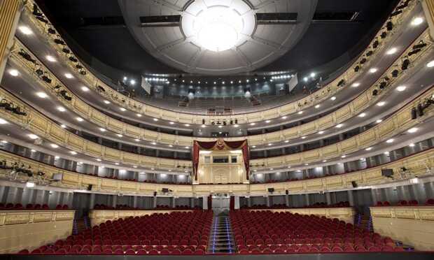 En My Opera Player vas a poder tener acceso a producciones propias del Teatro Real de España. Además de las mejores óperas y conciertos de la Ópera de París, la Royal Opera House, el Teatro Bolshoi, el Gran Teatre del Liceu, el Gran Teatro Nacional de China, el Colón de Buenos Aires o el Teatro Municipal de Santiago de Chile, entre otros.