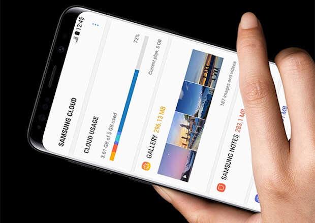 Samsung Cloud: la nube de Samsung dejará de funcionar en 2021