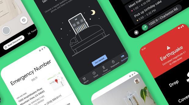 Lista de los primeros móviles en recibir Android 11