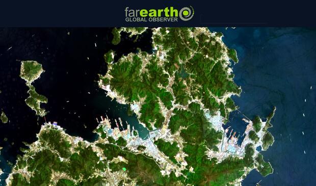 Vista desde satélite en vivo y gratis [+links]