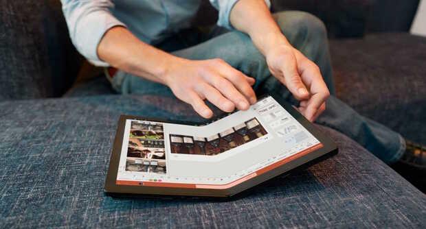 ThinkPad X1: llega finalmente el portátil con pantalla plegable de Lenovo