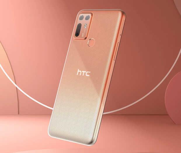 HTC Desire 20+ llega con Snapdragon 720G, 4 cámaras traseras y una gran batería