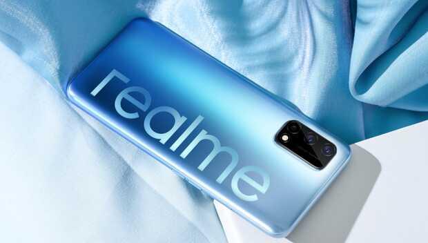Realme lanza tres móviles gama media 5G y carga rápida