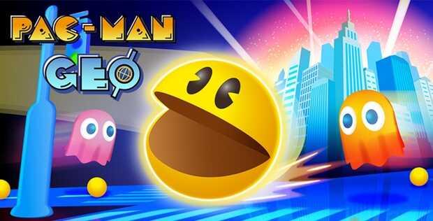 Pac-Man Geo se lanza para dispositivos móviles con mapas reales de ciudades