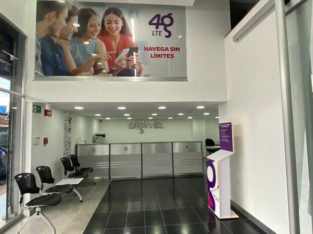 Digitel inaugura Centro de Atención en San Cristóbal
