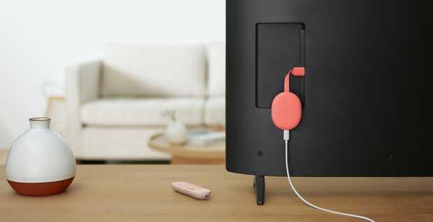 Conoce el nuevo Chromecast con Google TV y control remoto