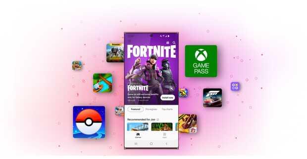 Samsung rediseña Galaxy Store y se centra más en los juegos