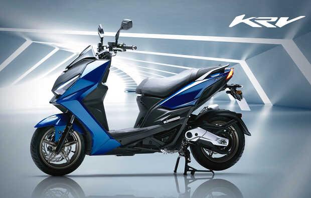 Kimco ha lanzado 3 scooters que están diseñados de manera atractiva para diferentes estilos de vida