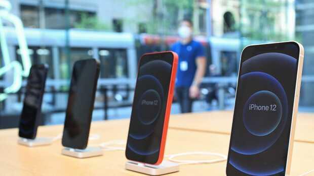 Usuarios de iPhone 12 informan pérdida de conectividad a redes 4G y 5G