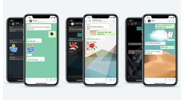 Cómo poner un fondo de pantalla personalizado en WhatsApp para cada chat