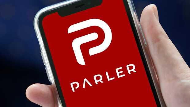 Red social Parler eliminada de Google Play Store y de la App Store