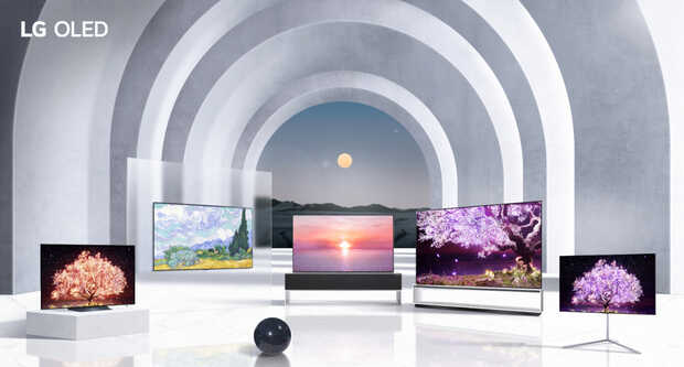 Gama de televisores LG 2021: 5 nuevas series OLED, nuevas OLED evo y 4 series LCD QNED #CES2021