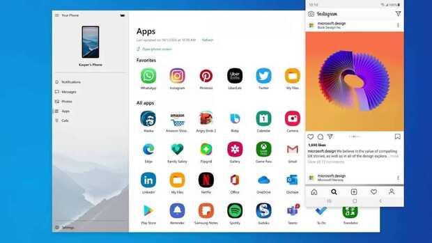 Windows 10 ahora puede ejecutar varias apps de Android simultáneamente