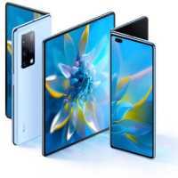 Huawei Mate X2 plegable sorprende con desafiante doble pantalla
