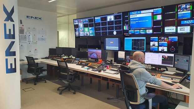 ENEX selecciona Matrix de LiveU para compartir contenido dinámico de noticias en vivo