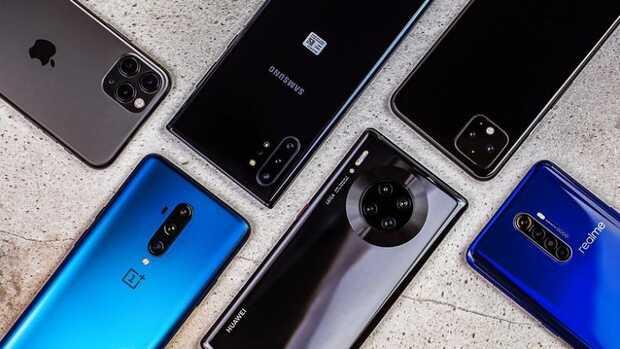 5 mejores smartphones insignia para enero de 2021