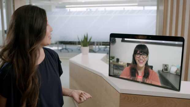 Nuevas funciones de Zoom ayudan a los usuarios a volver a trabajar desde las oficinas