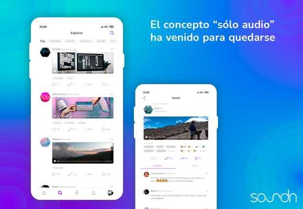 """Soundn: la respuesta hispana a la nueva era """"sólo audio"""""""