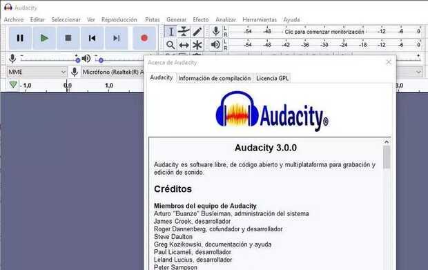 Audacity 3.0:novedades de la más reciente versión del veterano editor de audio gratuito
