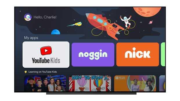 Google TV ofrece una forma fácil de proteger y controlar a los niños frente al televisor