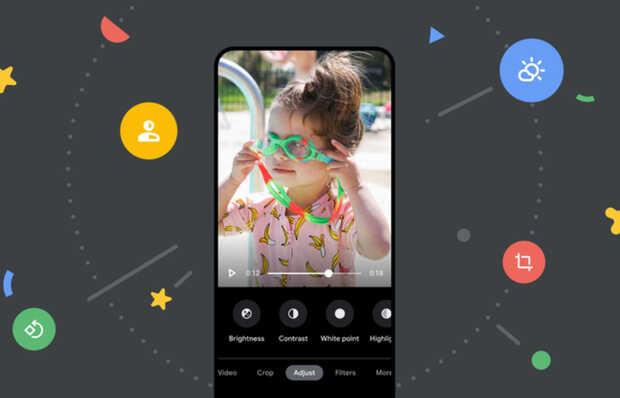 Editor de vídeo deGoogle Fotos llega finalmente a Android