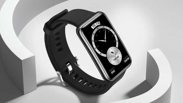 Reloj inteligente Huawei mejorado con marco de acero y nuevos colores
