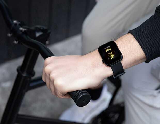 Nuevo TicWatch GTH parece un Apple Watch pero cuesta mucho menos