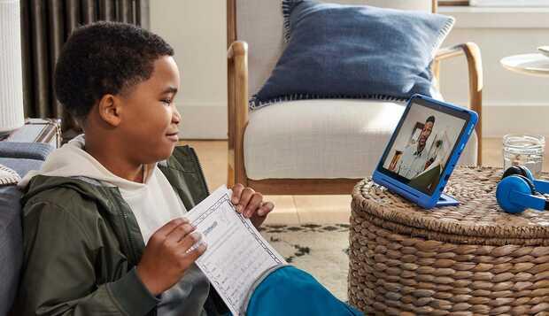 Amazon lanza nuevas tabletas Fire con diseño moderno y más RAM