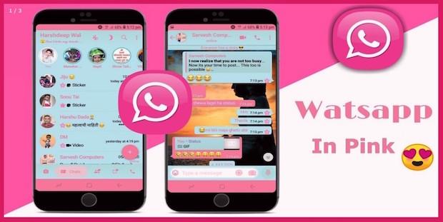 WhatsApp Pink: engaño peligroso que no te hará la vida color de rosa