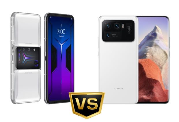 Lenovo Legion Phone Duel 2 vs Xiaomi Mi 11 Ultra: ¿cuál gana?