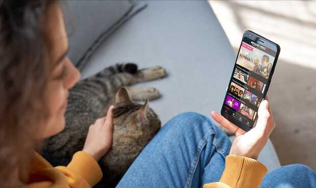 miniTV: servicio gratuito de entretenimiento móvil de Amazon India