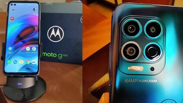 Evaluación y reseña honesta del Moto G100