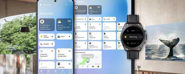 Samsung SmartThings renueva y simplifica su interfaz de usuario