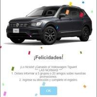 ¡No! Ni Toyota ni Volkswagen están regalando autos por WhatsApp