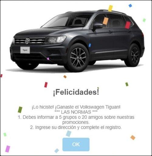 ¡No! Ni Toyota o Volkswagen están regalando autos por su aniversario