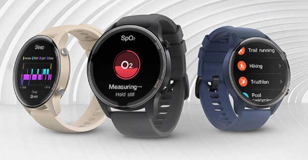 Xiaomi presenta reloj inteligente Mi Watch Revolve Active con 117 modos deportivos