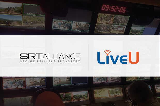 LiveU se une a SRT Alliance la iniciativa de código abierto para la transmisión de video de alta calidad y baja latencia a través de Internet
