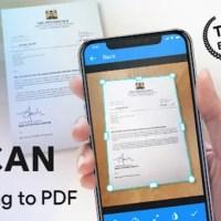 Las mejores 3 apps para escanear documentos con tu móvil Android