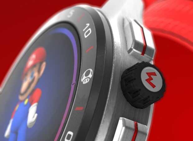 Tag Heuer y Nintendo lanzan exclusivo reloj inteligente Super Mario (Super Caro)