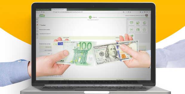 CuentaME: la cuenta en Moneda Extranjera en dólares o euros del BOD