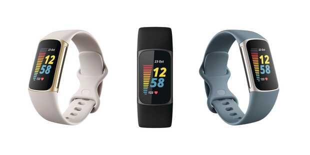 Google Fitbit Charge 5 con especificaciones de punta ya es oficial