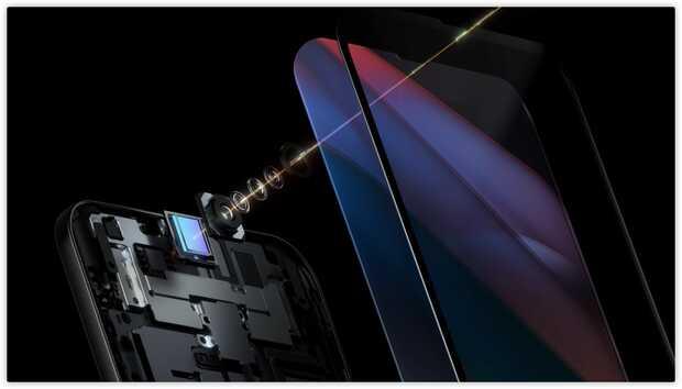 Nueva tecnología de cámara bajo pantalla de OPPO para una experiencia inmersiva de pantalla total