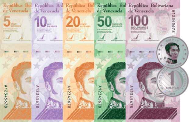 Nueva Expresión Monetaria: otra devaluación de seis ceros en Venezuela