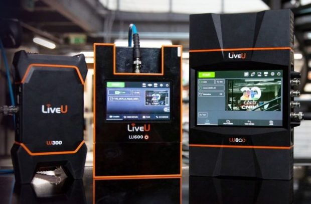 LiveU ofrece plan de actualización de unidades a tecnología HEVC