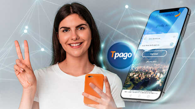 Tpago ahora está integrado en la aplicación Mercantil Móvil